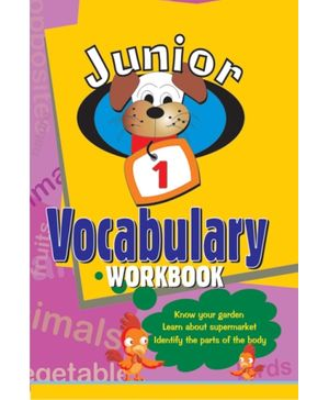 Junior Vocabulary Workbook