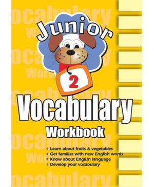 Junior 2 - Vocabulary Workbook
