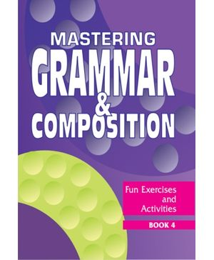 Mastering Grammar And Composition 4