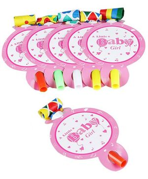 Funcart Little Baby Theme Blowouts - Pink