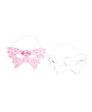 Funcart Little Baby Theme Eye Mask - Pink
