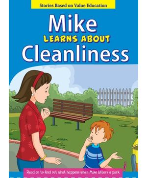 Mike Learns About Cleanliness