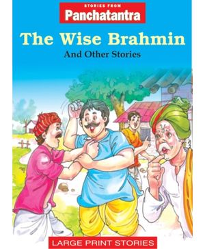 Stories From Panchatantra - The Wise Brahmin And Other Stories