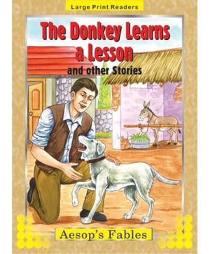 The Donkey Learns A Lesson And Other Stories