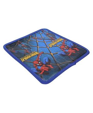 Multiutility Pouch Spider Man Print - Blue