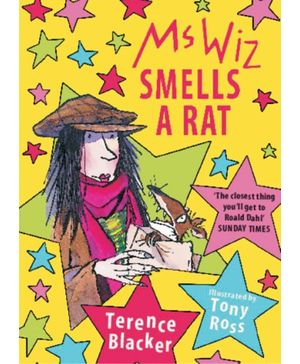 Ms Wiz Smells A Rat