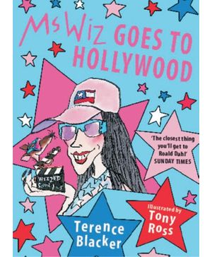 Ms Wiz Goes To Hollywood