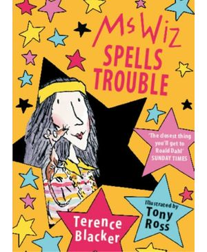Ms Wiz Spells Trouble