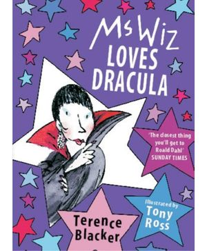Ms Wiz Loves Dracula