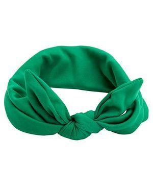 NeedyBee Knot Headband - Green