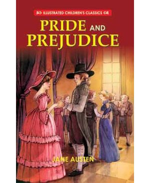 IIlustrated Children's Classics Pride And Prejudice