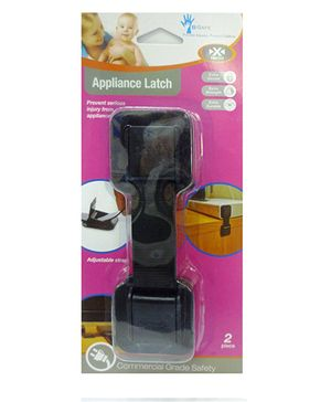 B-Safe X Protect Appliance Latch - Black