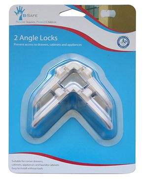 B-Safe Angle Lock - Pack Of 2
