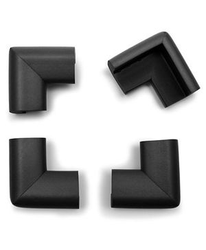 B-Safe Corner Cushion Black - Pack Of 4
