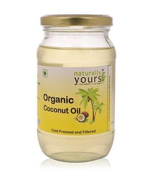 Naturally Yours Organic Coconut Oil - 350 ml