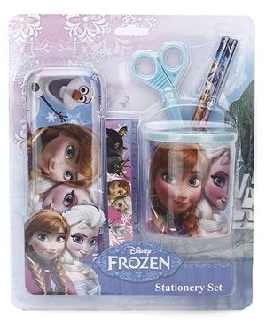 Disney Frozen Stationery Set - 6 Pieces