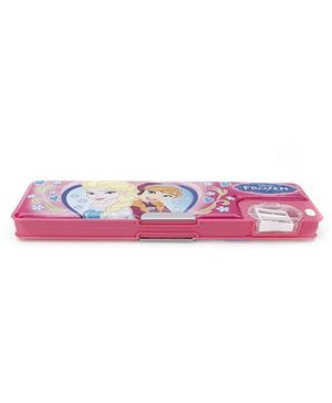 Disney Frozen Pencil Box - Pink
