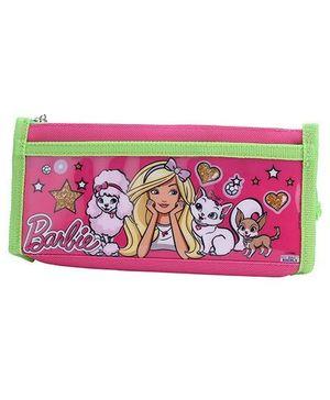 Barbie Pencil Pouch - Pink