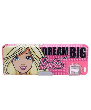 Barbie Dream Big Pencil Box - Pink