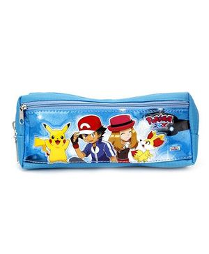 Pokemon Pencil Pouch - Blue