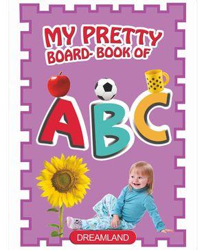 My Pretty Board Book - ABC