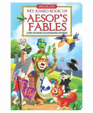 My Jumbo Book Of Aesop's Fables