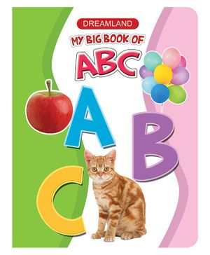 Dreamland - My Big Book Of ABC