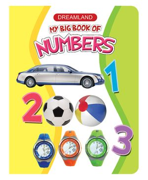 My Big Book Of Numbers
