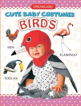 Cute Baby Costumes Birds