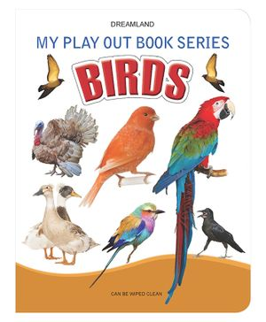 My Play Out Book Series - Birds