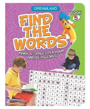 Find The Words Book - 5