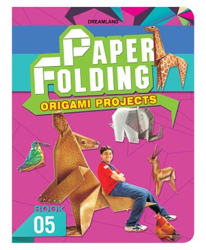 Creative World of Paper Folding (Origami) - Book 5