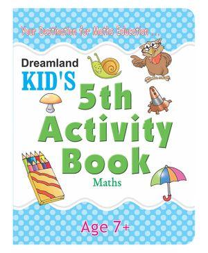 5th Activity Book - Maths
