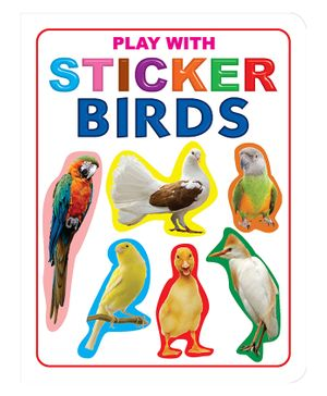 Play With Sticker - Birds