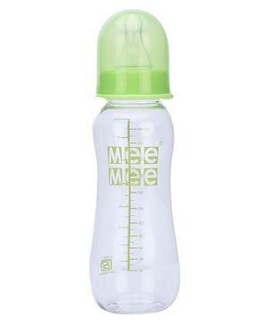 Mee Mee Plastic Premium Feeding Bottle Green - 250 ml