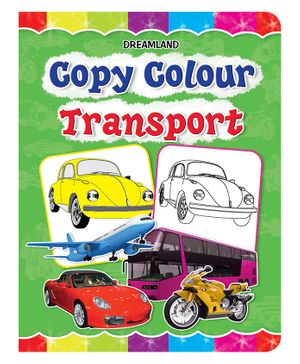Copy Colour - Transport