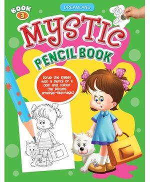 Mystic Pencil Book  -  3