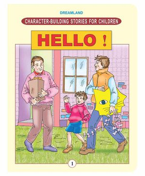 Character Building - Hello
