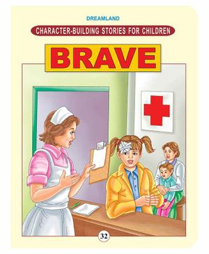 Character Building Stories for Children - Brave