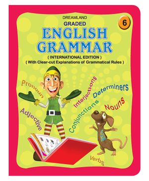 Graded English Grammar Part 6