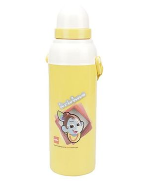 Cello Homeware Insulated Water Bottle - Yellow