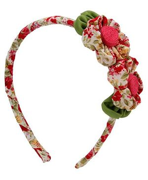 De Berry Flowers Hairband