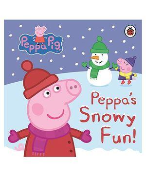 Peppa's Snowy Fun - English