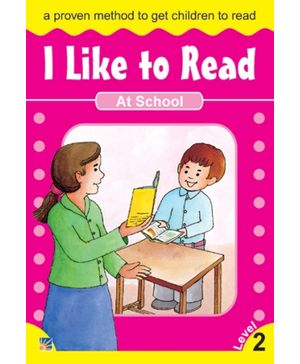 I Like To Read - At School