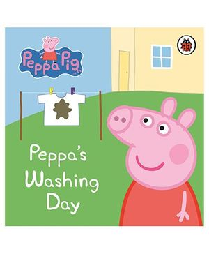 Peppa's Washing Day My First Storybook - English