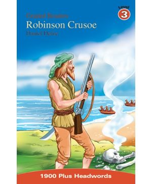 Sterling - Robinson Crusoe Graded Readers Level 3