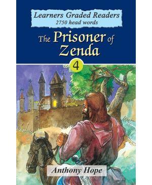 Sterling - The Prisoner Of Zenda Graded Readers Level 4