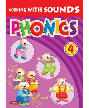 Working With Sounds - Phonics - 4