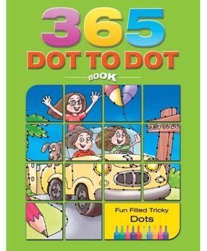 365 Dot To Dot Book - English