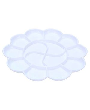 Deli Painting Tray - White